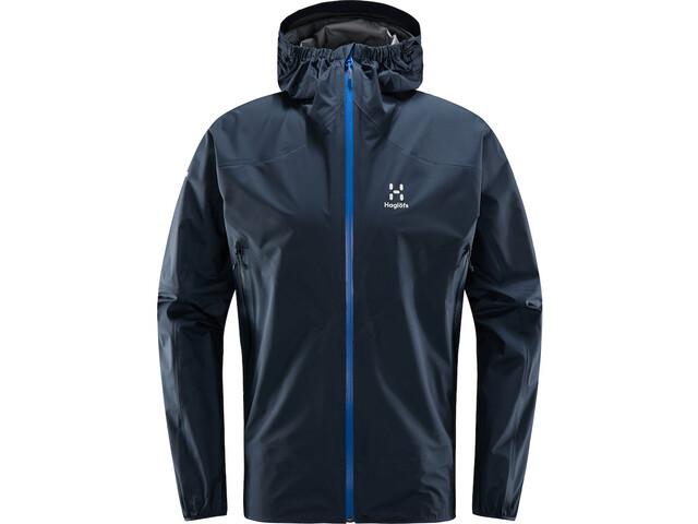 Haglöfs L.I.M Comp Jacket Men, blauw